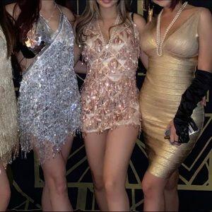 Sequence dress